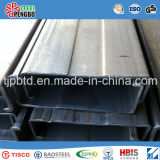 Carbon Steel U Channel Perfil para Construction