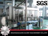 Automatische 3 in 1 Saft-Warmeinfüllen-Flaschenabfüllmaschine