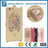 Spiegel-rückseitiger Deckel-Silikon-Kasten für iPhone 7/7plus bilden