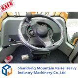 1.2トンの最もよい価格の小型車輪のローダー中国製