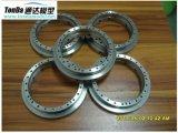Части CNC нержавеющие подвергая механической обработке обрабатывая филировать и поворачивать на токарном станке