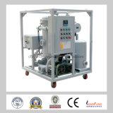 L'olio lubrificante del purificatore di grande viscosità dell'olio lubrificante di Gzl-200 Cina ricicla la strumentazione di pulizia dell'olio idraulico della macchina (iso)