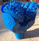 Morceaux de TCI, rouleau tricône 400mm, rouleaux de ROM de dent de roche