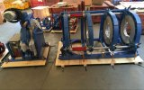 Saldatrice di plastica della strumentazione di fusione di estremità del tubo di Sud400h