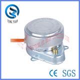 Латунь клапана 2-Port электрического силового привода моторизовала клапан для катушки вентилятора (BS-828-25)