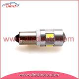 Birne 12V LED der Ba9s 6*5730SMD Nicht-Polarität Leistungs-LED