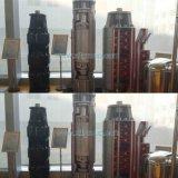 Pompe de turbine de Verticle et cuvette submersible de pompe