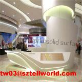 一義的な形LED大理石のCustomzedの円形のフロント