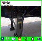 China pesado contenedor de 40 pies Camión con Plataforma Remolque Venta
