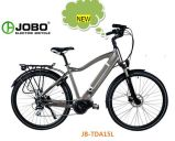 bici eléctrica 700c con el mecanismo impulsor máximo ocultado Jb-Tda15L de Bafang de la batería