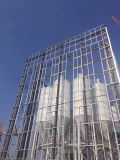 Сарай стальной структуры конкретного смесителя (BYSS071701)