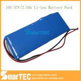 Batterie électrique de Li-ion de chariot à golf de longue vie/chariot de golf 37V