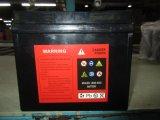 bateria acidificada ao chumbo selada 12V7ah da motocicleta da manutenção livre