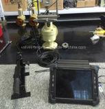 Machine de test portative en ligne pour des soupapes de sûreté