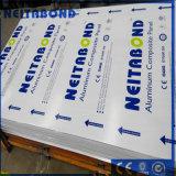 Panneaux d'Alucoband de traitement extérieur de PE avec le meilleur prix