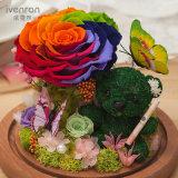 De Natuurlijke Met de hand gemaakte Bloem van 100% voor de Decoratie van het Huis