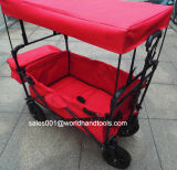 折るUtility WagonかFoldable Cart
