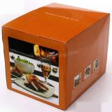 Изготовленный на заказ Print Cardboard Paper Promotional Packaging Box для Products