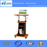 Height ajustable Laptop Cart con Storage (RX-D3002)