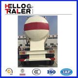 中国製60cbm Fuwaの車軸空気圧縮機のセメントBulker