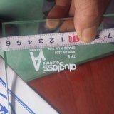 vidro desobstruído Tempered de 12mm Frameless para o banheiro
