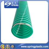 Manguito flexible plástico de la succión del PVC para la irrigación