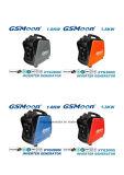 標準AC単相1.7kVA 4打撃のコンパクトセリウム、GS、EPAのPSEの承認が付いている極度の無声インバーターガソリン発電機