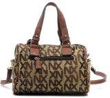 Os melhores sacos em linha dos sacos de couro do desenhador bons para a bolsa de couro nova das mulheres marcam em linha