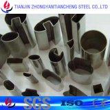 Tubulação 316L 1.4404 de aço inoxidável de Hl/No. 4/câmara de ar para o uso ao ar livre