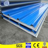 Панель крыши EPS конструкционные материал металла