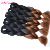 Волосы заплетения Xpression волос оплетки Marley (BHF053)