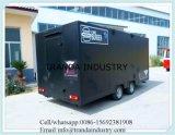 熱い販売の大きい移動式食糧トレーラー