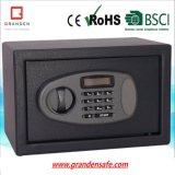 De Brandkast van de elektronika met LCD Vertoning het Stevige Staal voor van het Bureau (g-20ELS)