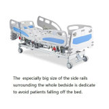 Deluxes elektrisches Dreifunktions-Bett HK-N003 (medizinisches Bett, Krankenhausbett, geduldiges Bett)