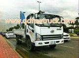 Camion de cargaison de tonne de FAW 3-5 mini, camion