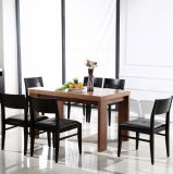 Dining di legno Table con Dining Chairs Dining Sets (M-X1009)