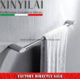 Barra de toalha de bronze da placa oval do cromo do banheiro Design-1392 única
