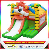 Im Freienspielwaren-aufblasbarer springender Prahler spielt aufblasbare Trampoline