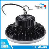 150With200W UFO DEL Highbay allume 85-265V