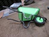安い金属の一輪車Wb3800