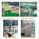 Planta de enchimento da máquina de enchimento de confiança Turnkey da água/água mineral/linha de produção pura da água
