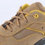 Zapatos de seguridad superventas de TPU con el casquillo de acero RS6172 de la punta