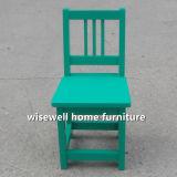 Cadeira contínua da parte traseira do Slat de Childs da madeira de pinho