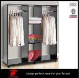 Doek van de Slaapkamer van de Verkoop van Ebay rijdt de Hete Moderne Houten het Glijdende Kabinet van de Garderobe