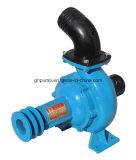 Petite pompe à eau diesel portative avec l'apparence CB80-65-135 de beauté