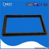 De samengestelde Dekking van het Mangat van de Riolering SMC 400*400mm met Frame