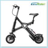 2016 самокат колеса Ecorider 2 электрический, складной электрический самокат, Bike миниой складчатости электрический
