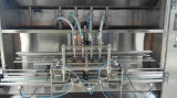Máquina de engarrafamento de enchimento do petróleo comestível para o frasco do animal de estimação