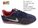 Numéro 47281 chaussures courantes de tissu de chaussures de sport