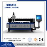 Cortador econômico novo do laser da fibra do modelo Lm2513FL para a indústria de anúncio